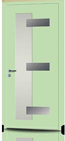 Modèle de portes